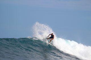 resort latitude zero, surfing, Indonesia, Sumatra, tropical, paradise, island, surf report