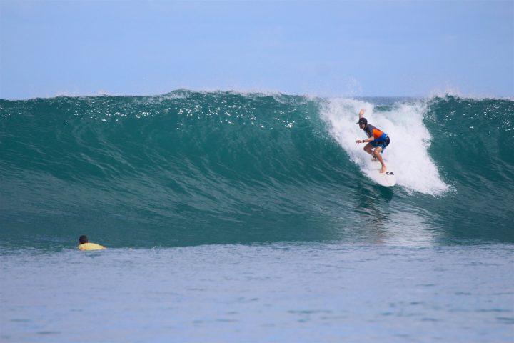 surfing, resort latitude zero, resort, Indonesia, Sumatra, waves, surf report