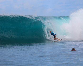resort latitude zero, surfing, Indonesia, paradise, holiday, family, waves, report, Indonesia, Sumatra