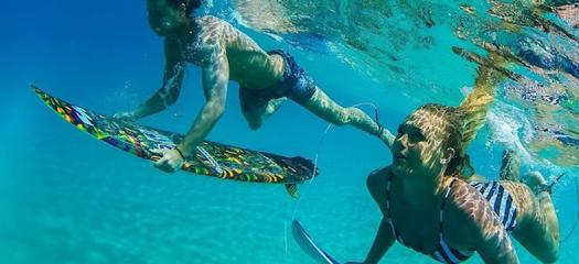 resort latitude zero, surfing, Indonesia, SurfStitch, Billabong, Swell