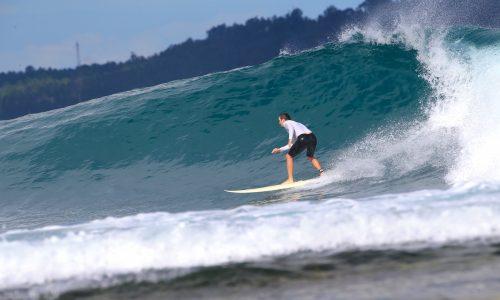 surfing, resort, tropical, holiday, island, equator, Telo Islands, Sumatra