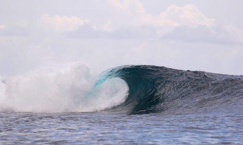 resort latitude zero, surfing, Indonesia, Telo Islands, tropical, surf report