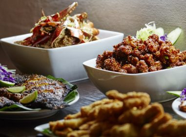 Resort Latitude Zero Food