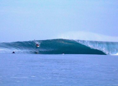 Mangalui Ndulu Surf Reports - Resort Latitude Zero