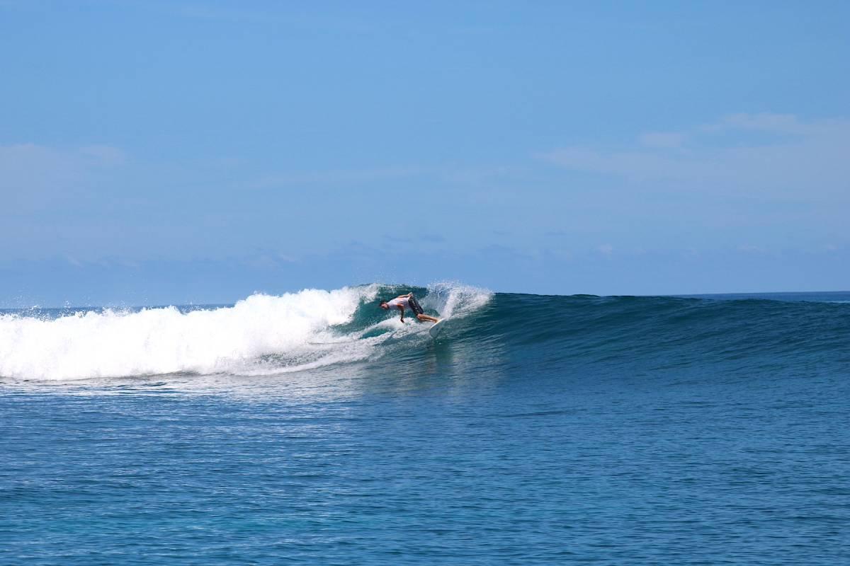 Telo Surf Resort Sumatra