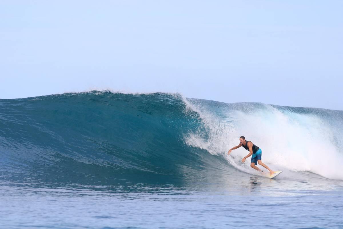 Surf Resort Sumatra - Resort Latitude Zero - Surf Report 20th May 2021